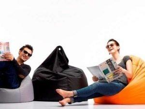 פוף ישיבה פוליאסטר – חוץ